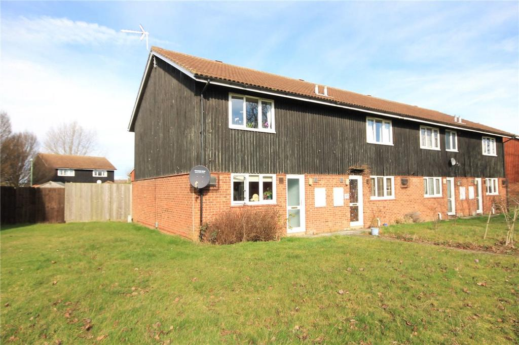 2 Bedrooms End Of Terrace House for sale in Persimmon Walk, Newmarket, Suffolk, CB8