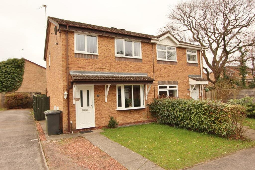 3 Bedrooms Semi Detached House for sale in Downscroft Gardens, Hedge End SO30