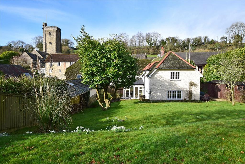 3 Bedrooms Semi Detached House for sale in Membury, Axminster, Devon
