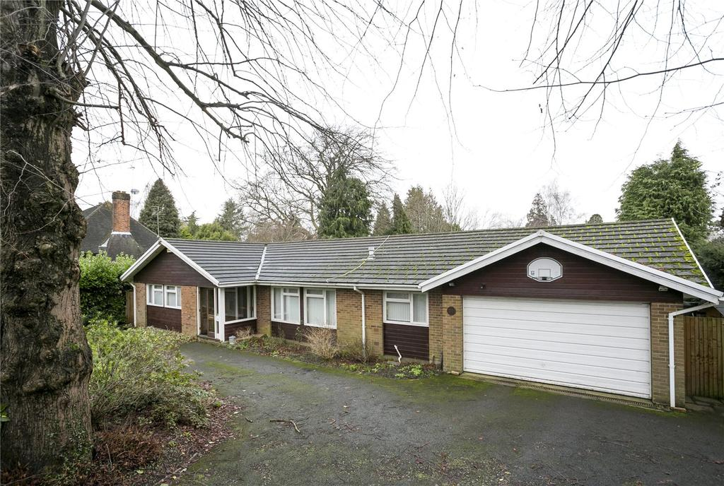 4 Bedrooms Detached Bungalow for sale in Kippington Road, Sevenoaks, Kent