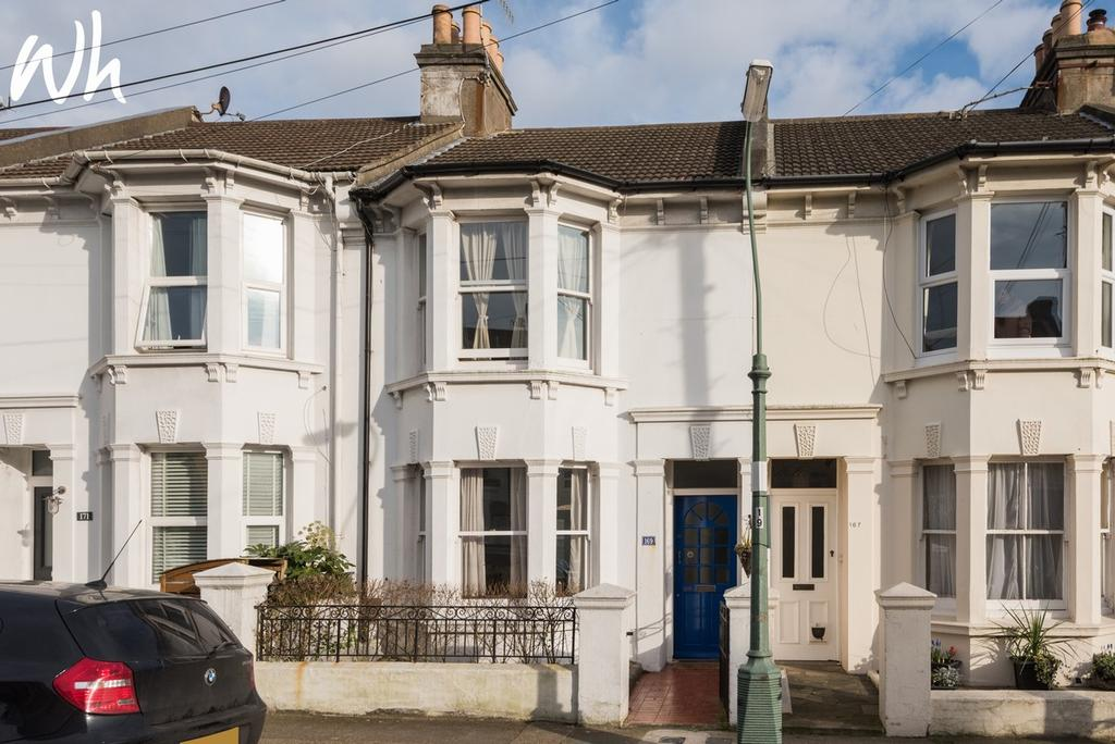2 Bedrooms Terraced House for sale in Westbourne Street, Hove BN3