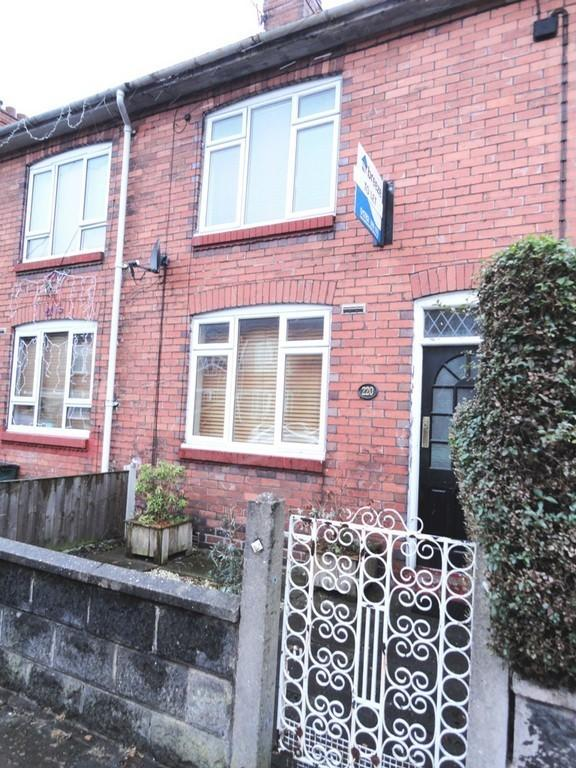 2 Bedrooms End Of Terrace House for sale in Fletcher Road, Stoke