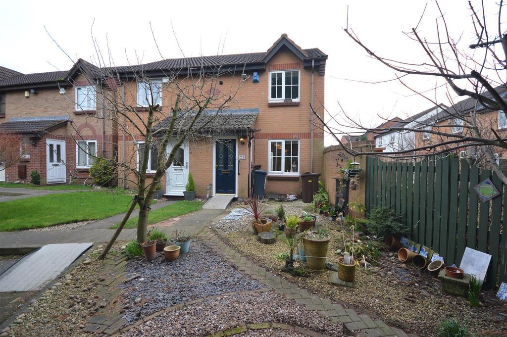 2 Bedrooms Semi Detached House for sale in Elford Grove, Birmingham