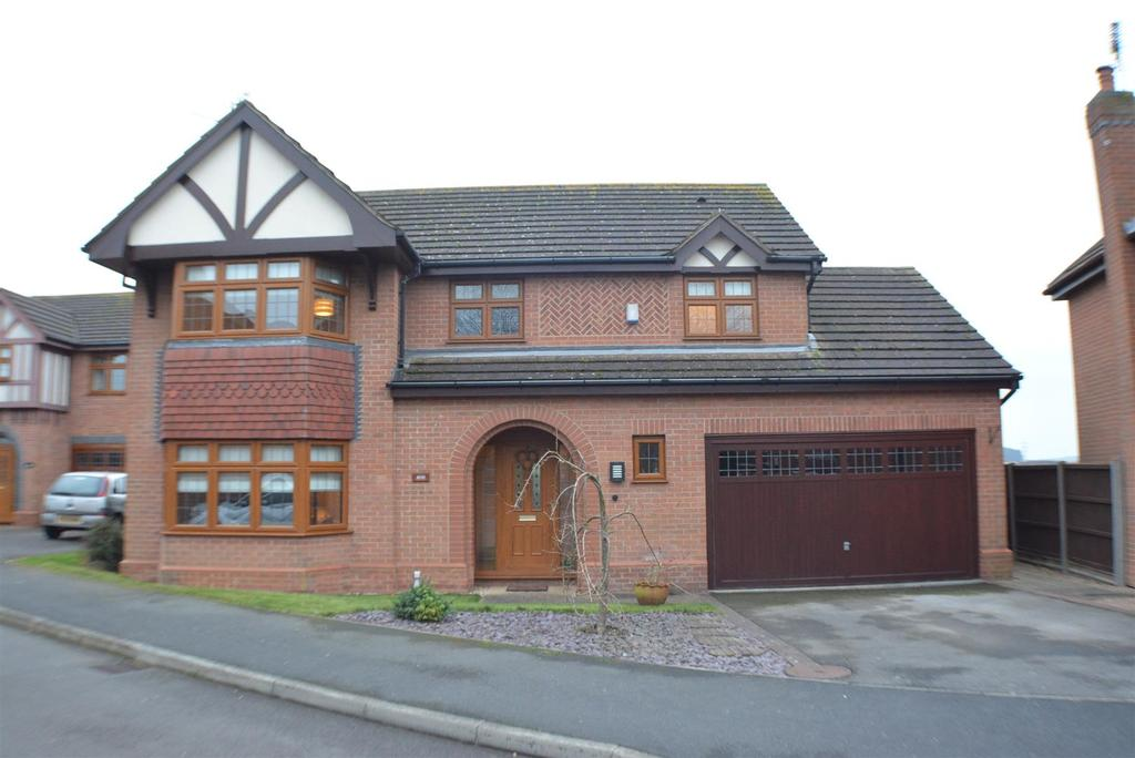 5 Bedrooms Detached House for sale in Occupation Lane, Edwinstowe