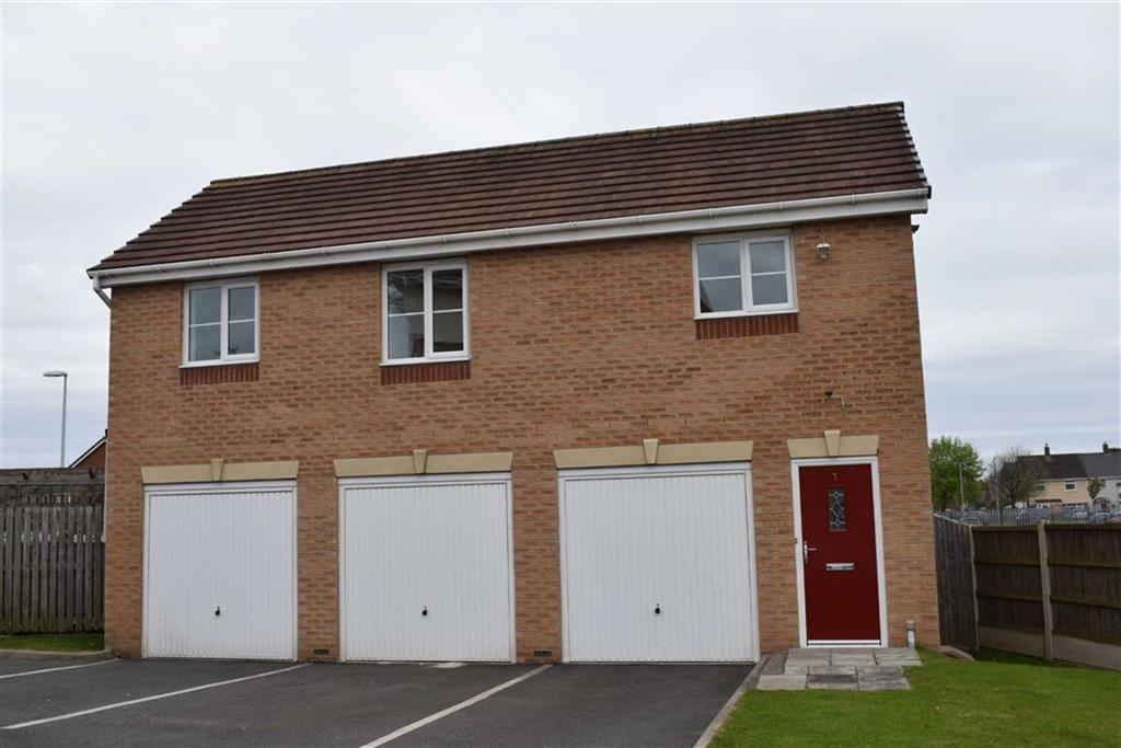 1 Bedroom Apartment Flat for sale in Kingham Close, CH46