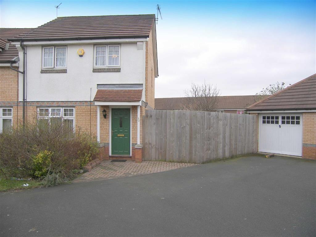 3 Bedrooms Semi Detached House for sale in Tonbridge Avenue, North Shields, Tyne Wear, NE29