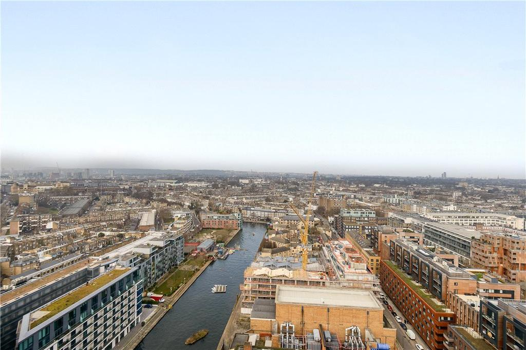 3 Bedrooms Flat for sale in 22.04 Canaletto, 257 City Road, London, EC1V