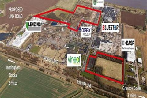 Land for sale - Humber Gate, Moody Lane, Grimsby, DN31 2SY