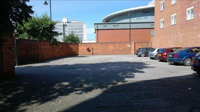 Charlotte Street Car Park Prices