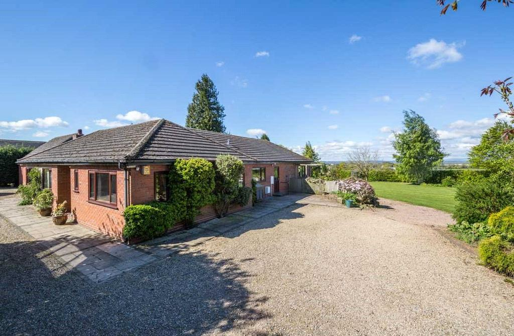 5 Bedrooms Bungalow for sale in Bentley Grove, Curslow Lane, Kidderminster, DY10