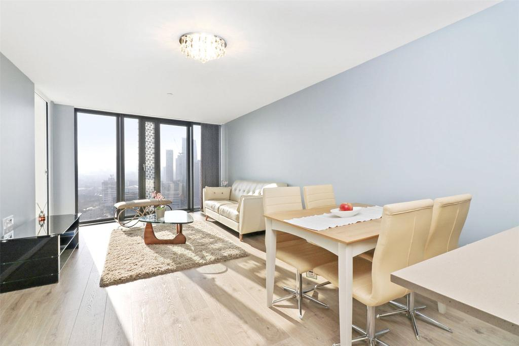 2 Bedrooms Flat for sale in Unex Tower, 7 Station Street, London