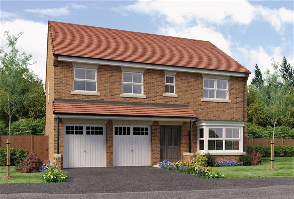 4 Bedrooms Detached House for sale in The Warren, Otley Road, Harrogate, North Yorkshire