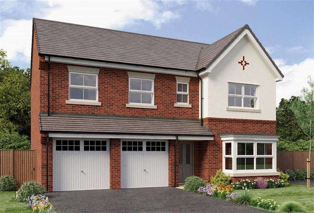5 Bedrooms Detached House for sale in The Buttermere, Otley Road, Harrogate, North Yorkshire