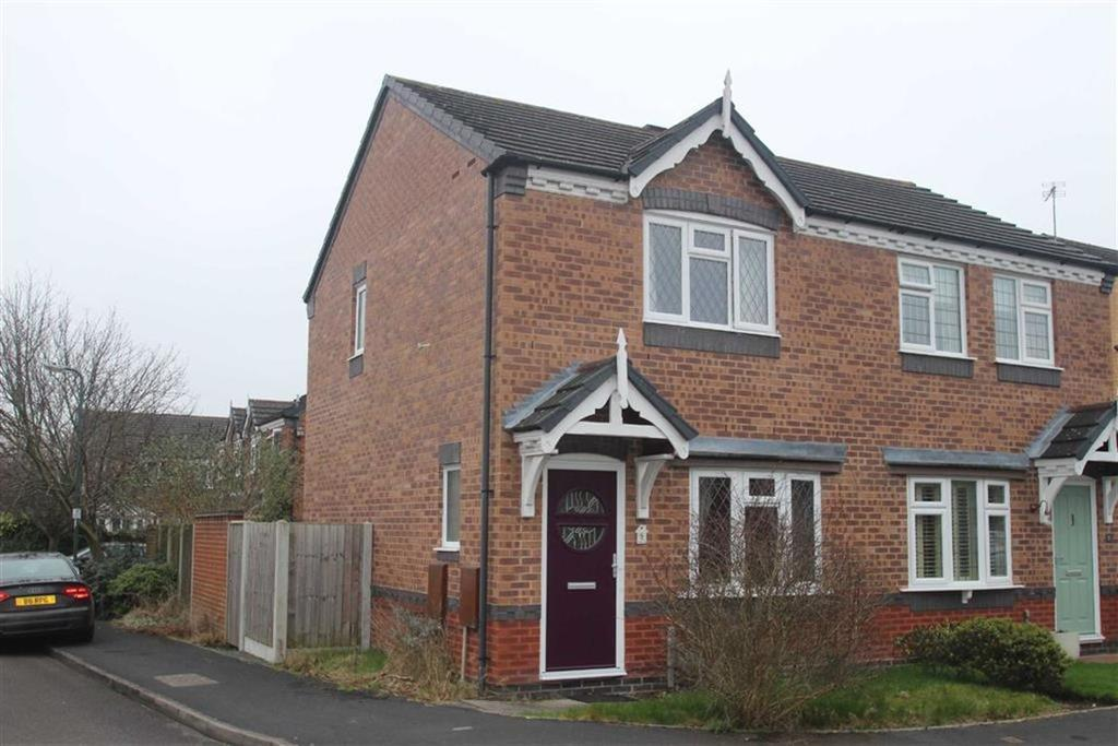 2 Bedrooms Semi Detached House for sale in Thornton Road, Herongate, Shrewsbury