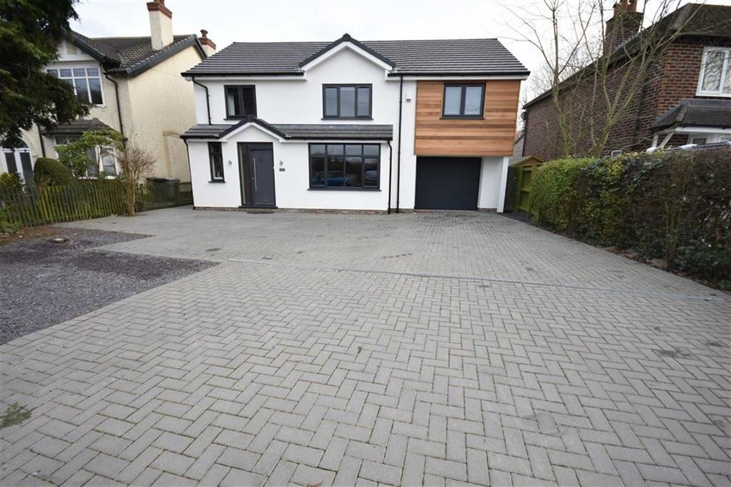 5 Bedrooms Detached House for sale in CHESTER ROAD, POYNTON, Cheshire