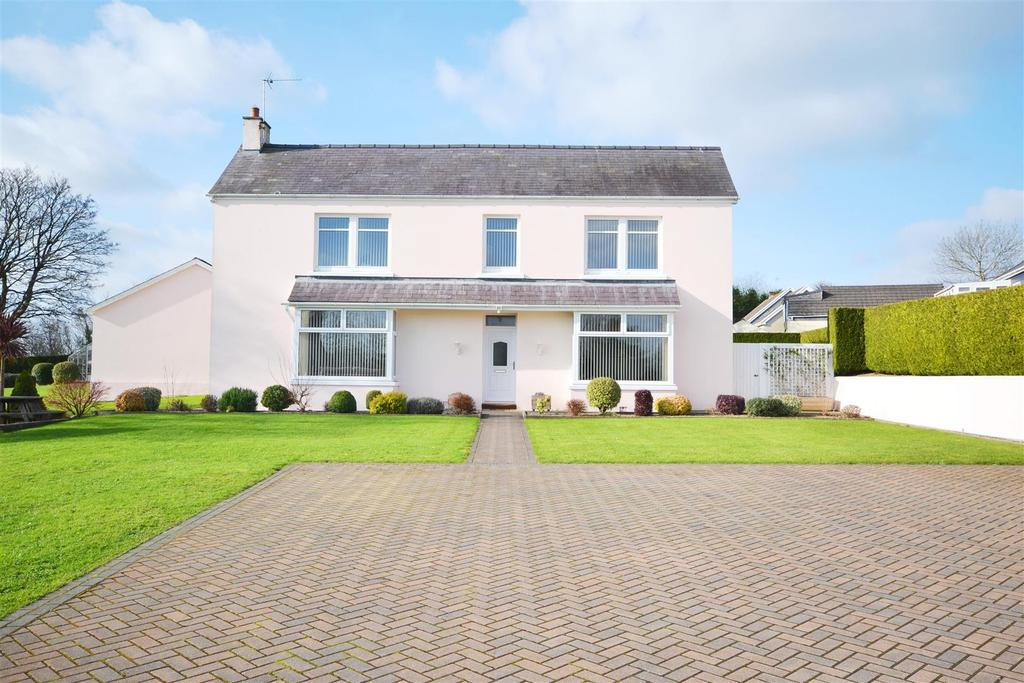 5 Bedrooms Detached House for sale in The Grange, Wooden