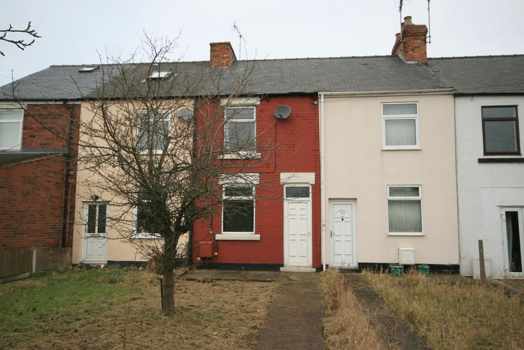 3 Bedrooms Terraced House for sale in Chesterfield Road, Barlborough, Chesterfield S43