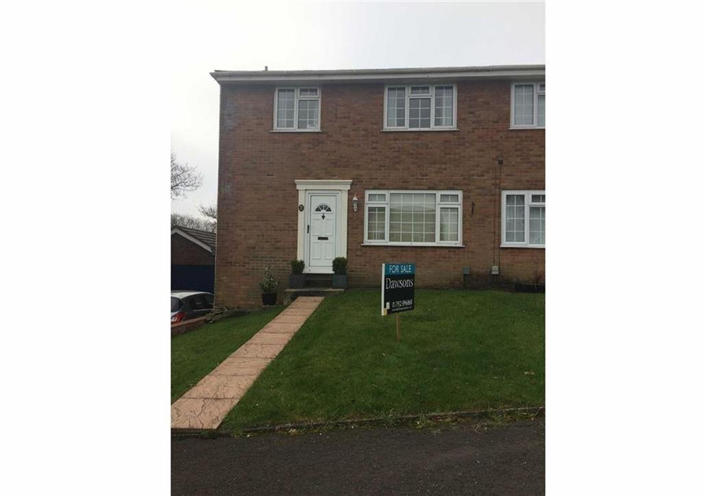 3 Bedrooms Semi Detached House for sale in Highfield, Swansea, SA4