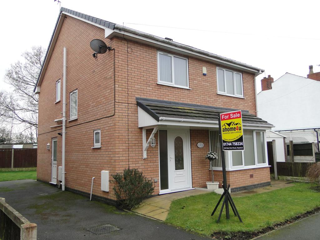 4 Bedrooms Detached House for sale in The Gardens, Derby Road, Skelmersdale WN8