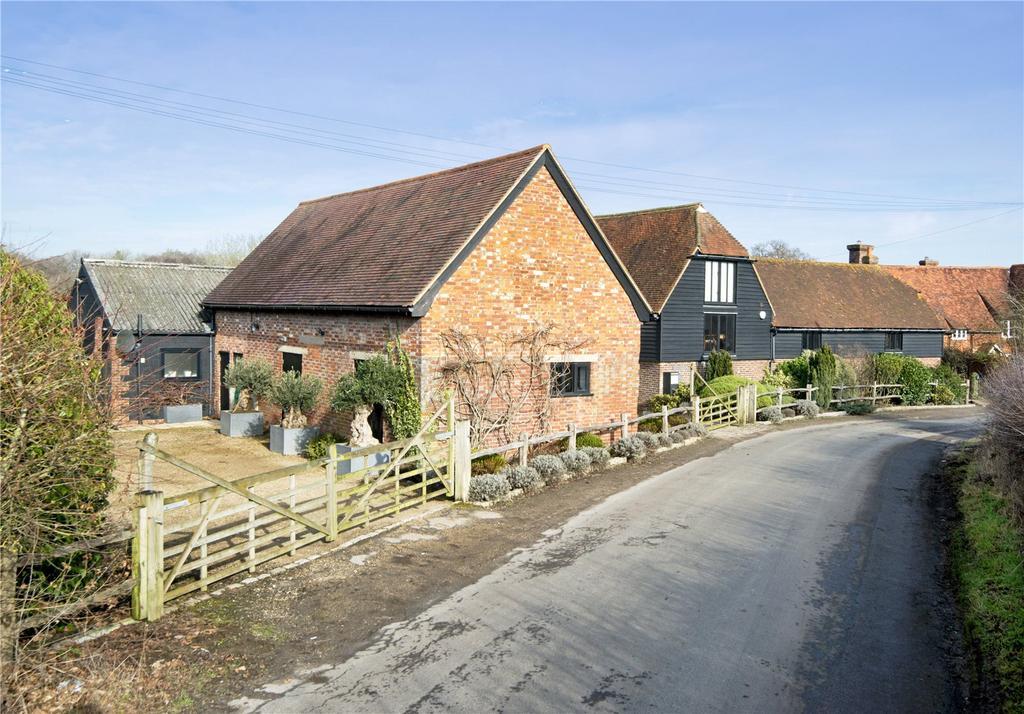 5 Bedrooms Unique Property for sale in Chiddingstone, Edenbridge, Kent, TN8