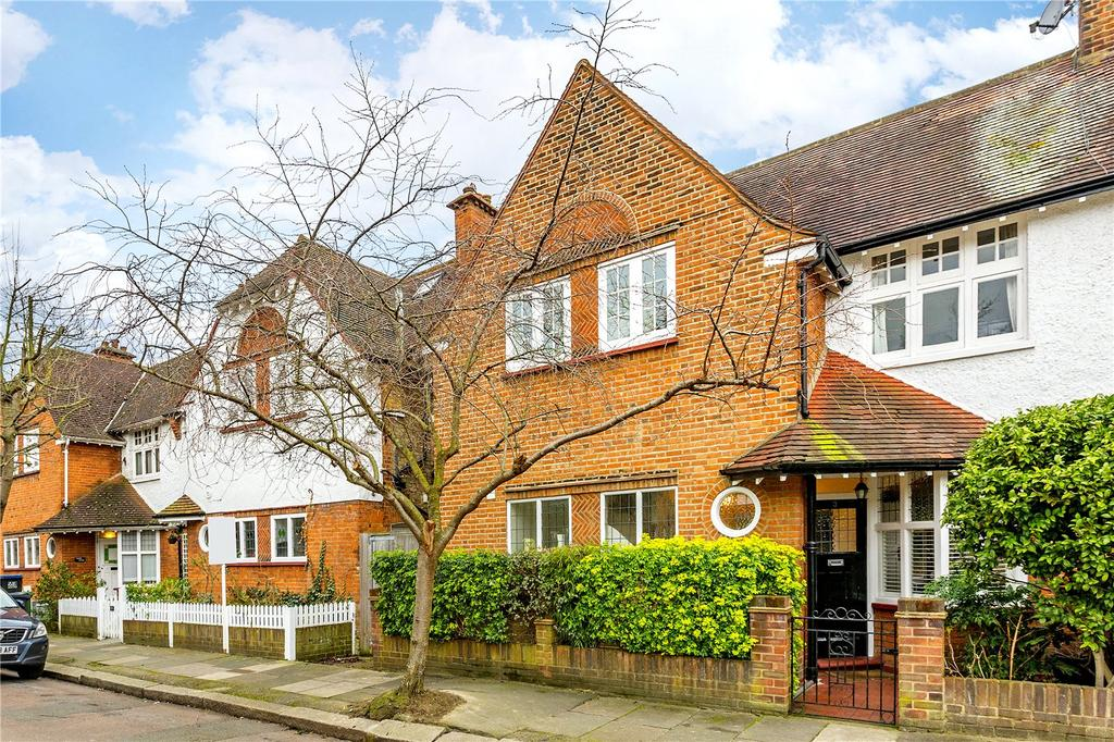4 Bedrooms Semi Detached House for sale in Holmesdale Avenue, East Sheen, London, SW14