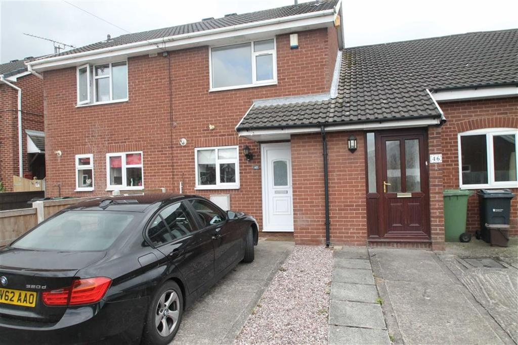 2 Bedrooms Terraced House for sale in Mercer Way, Saltney