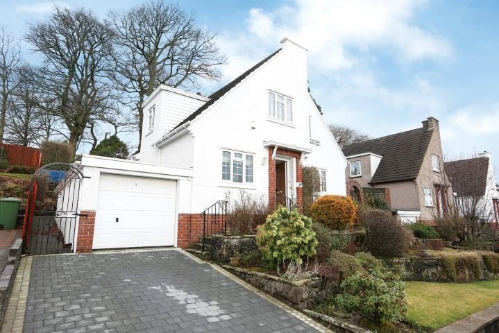 4 Bedrooms Detached House for sale in 14 James Watt Road, Milngavie, G62 7JY