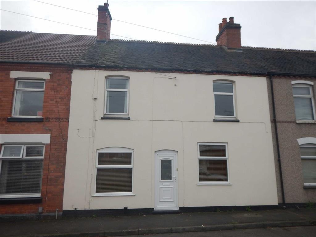 3 Bedrooms Terraced House for sale in Bridge Street, Nuneaton, Warwickshire, CV11