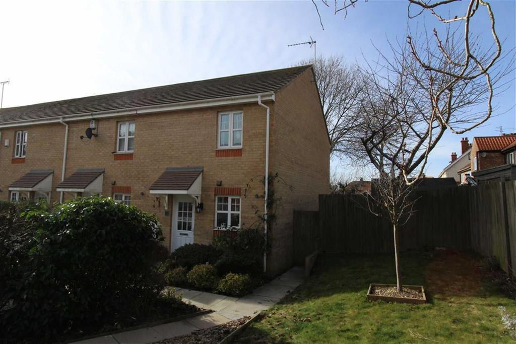 2 Bedrooms End Of Terrace House for sale in Neptune Drive, Bridlington, East Yorkshire, YO16