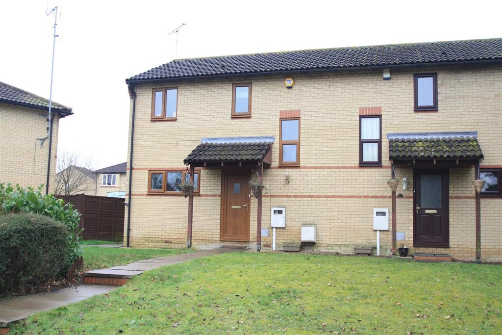3 Bedrooms Semi Detached House for sale in Pickering Drive, Emerson Valley, Milton Keynes