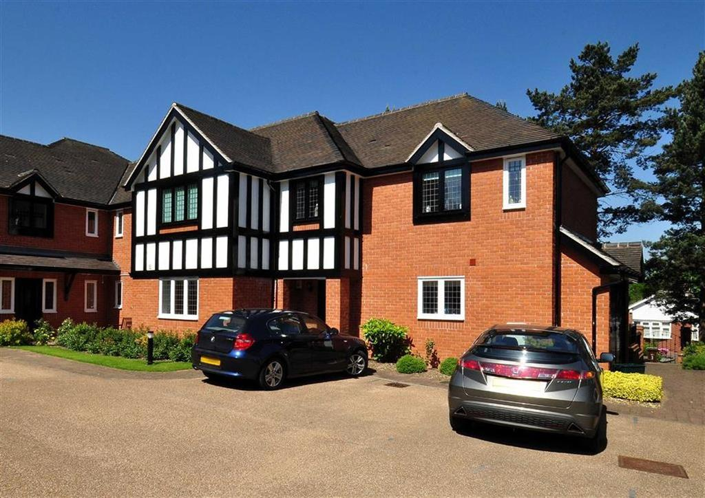 2 Bedrooms Apartment Flat for sale in 12, Weller Court, Walnut Drive, Wolverhampton, West Midlands, WV3