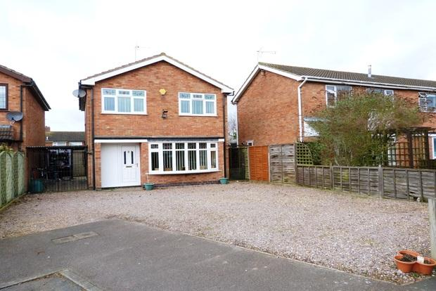 3 Bedrooms Detached House for sale in Squirrels Corner, East Goscote, Leicester, LE7