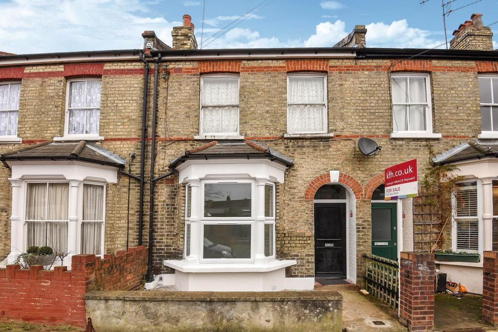 2 Bedrooms Flat for sale in Gayford Road, Shepherds Bush, W12