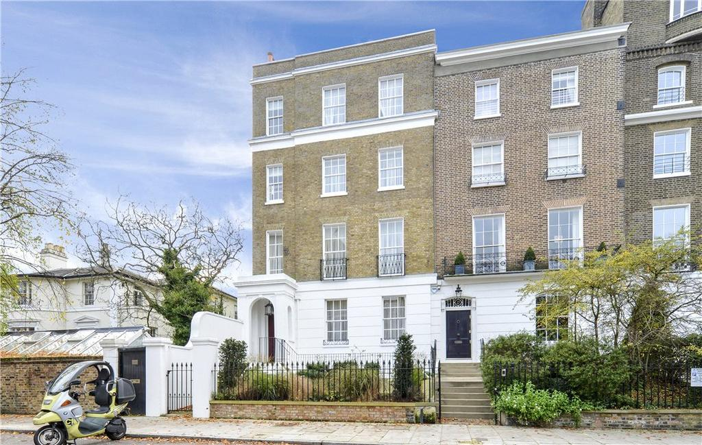 8 Bedrooms Semi Detached House for sale in Campden Hill Square, Kensington, London, W8