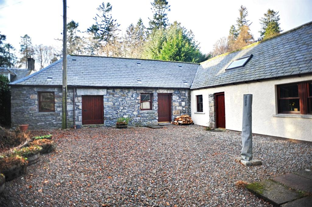 4 Bedrooms Detached House for sale in Botriphnie Stables, Drummuir, Keith, Moray, AB55