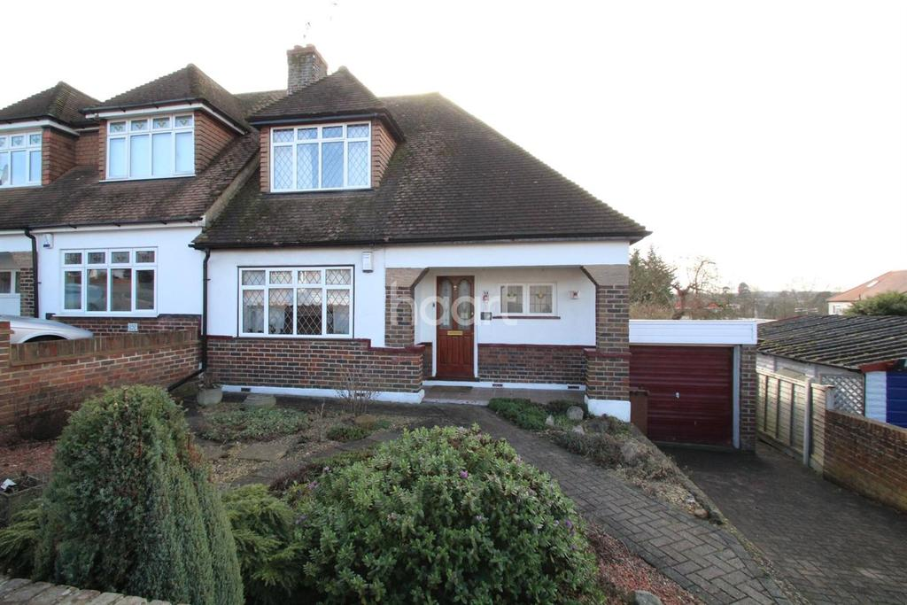 3 Bedrooms Bungalow for sale in Westergate Road, Strood