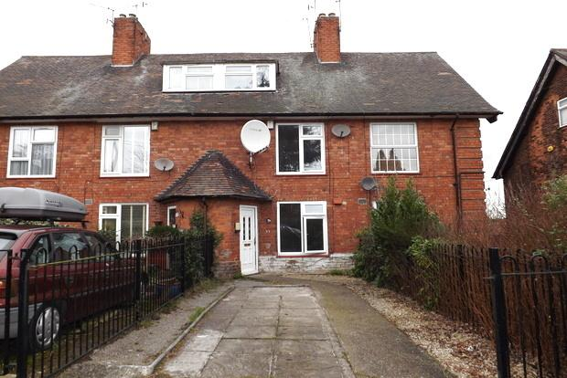 3 Bedrooms Terraced House for sale in Edingley Square, Nottingham, NG5