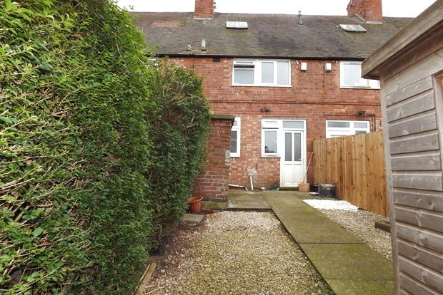 3 Bedrooms Terraced House for sale in Edingley Square, Sherwood, Nottingham, NG5