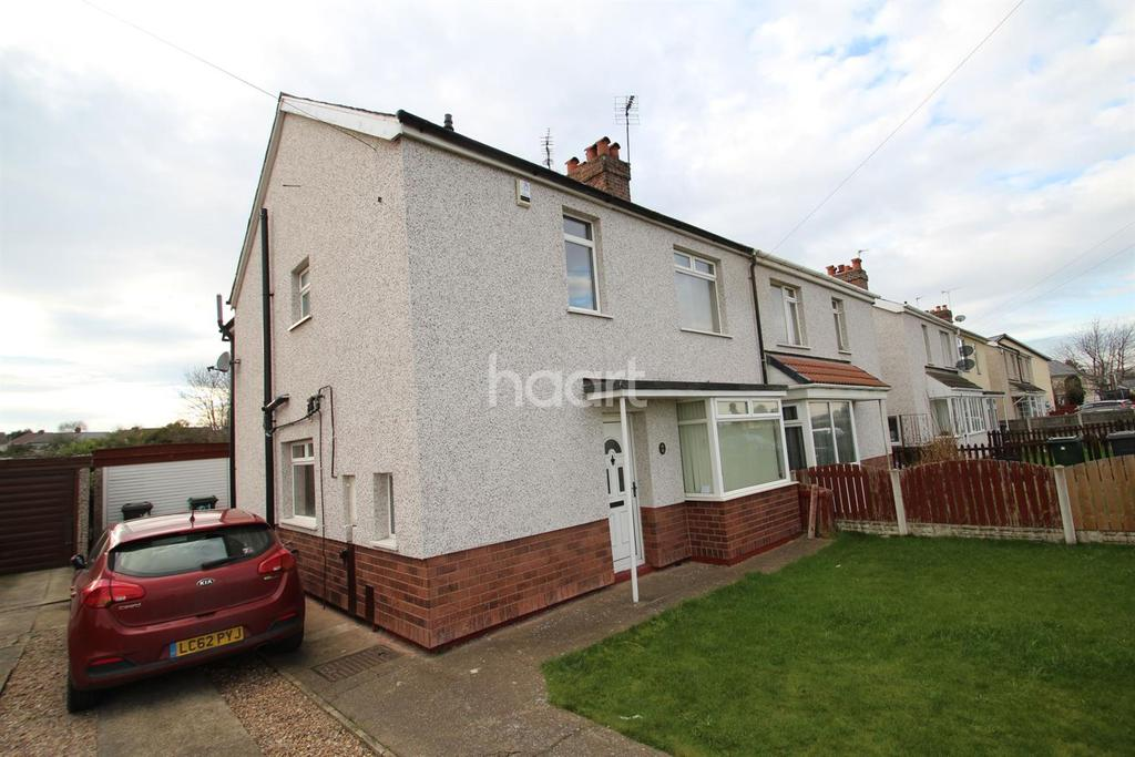 3 Bedrooms Semi Detached House for sale in Doncaster lane Woodlands