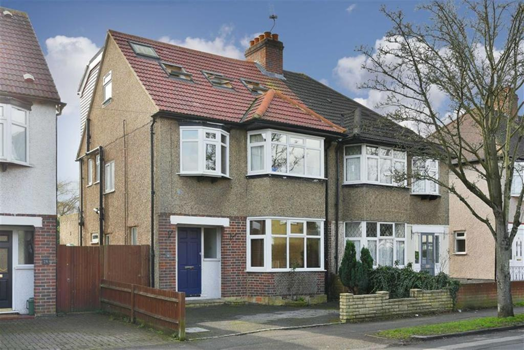 4 Bedrooms Semi Detached House for sale in Manor Green Road, Epsom, Surrey