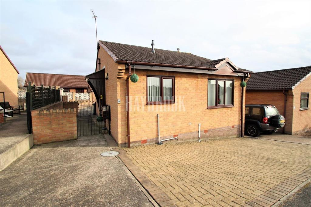 2 Bedrooms Bungalow for sale in Torver Drive, Bolton-upon-dearne