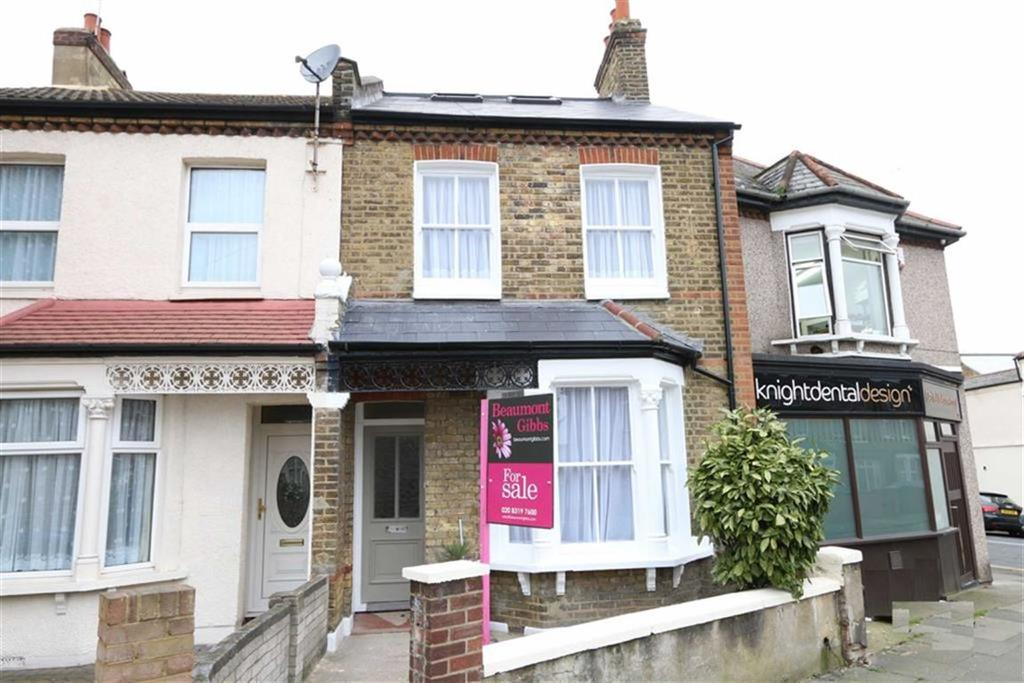 3 Bedrooms Terraced House for sale in Swingate Lane, Plumstead, London, SE18