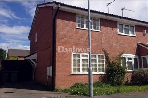 2 bedroom semi-detached house to rent - Caradoc Close