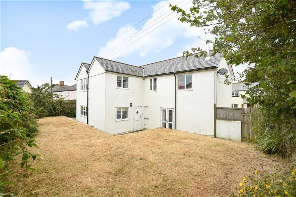 4 Bedrooms Detached House for sale in South Petherwin, Launceston, Cornwall, PL15