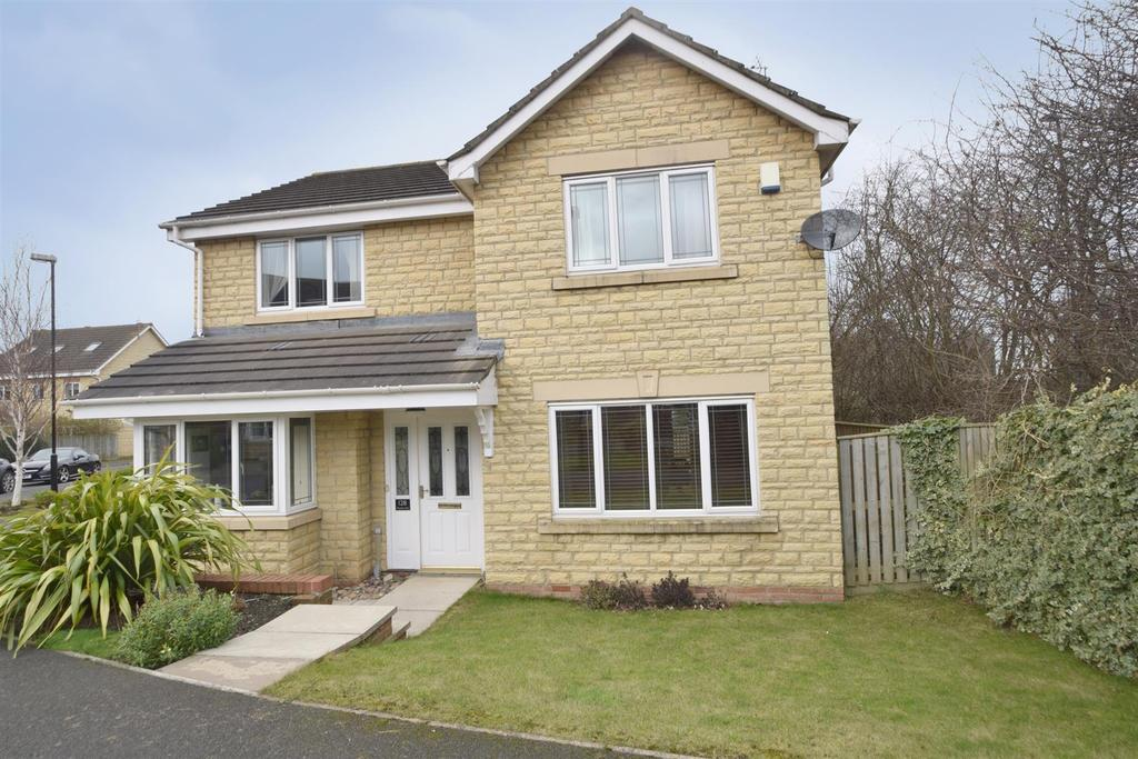 4 Bedrooms Detached House for sale in Meadow Vale, Northumberland Park