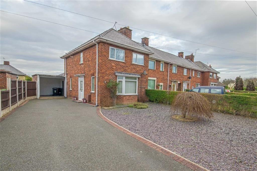 3 Bedrooms End Of Terrace House for sale in Plough Lane, Higher Shotton, Deeside