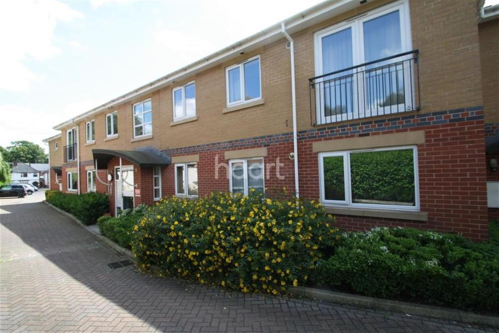 2 Bedrooms Flat for sale in Garratt Square, Whetstone, Leicester