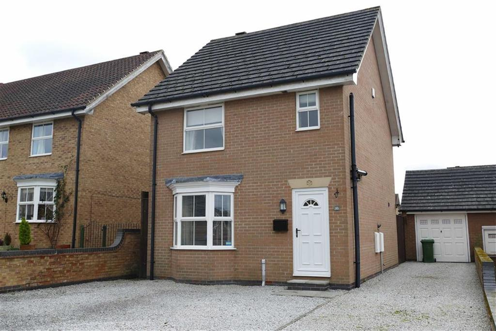 3 Bedrooms Detached House for sale in Ebor View, Market Weighton