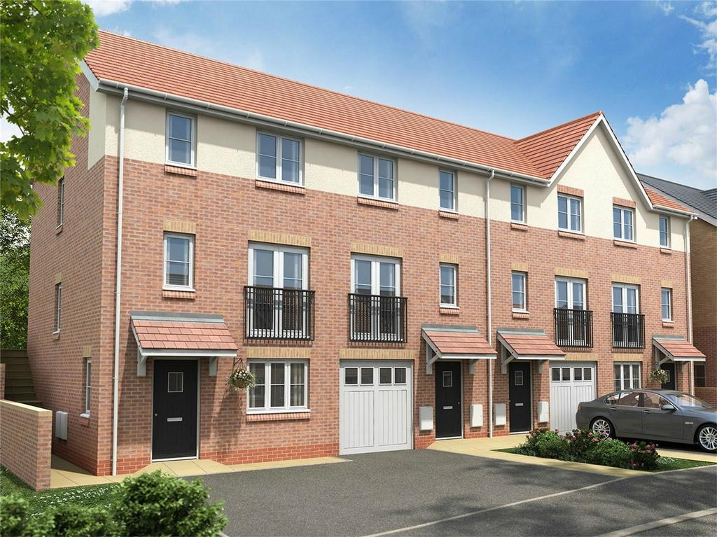 3 Bedrooms Terraced House for sale in Olivers Heights, Blueberry Way, Scarborough