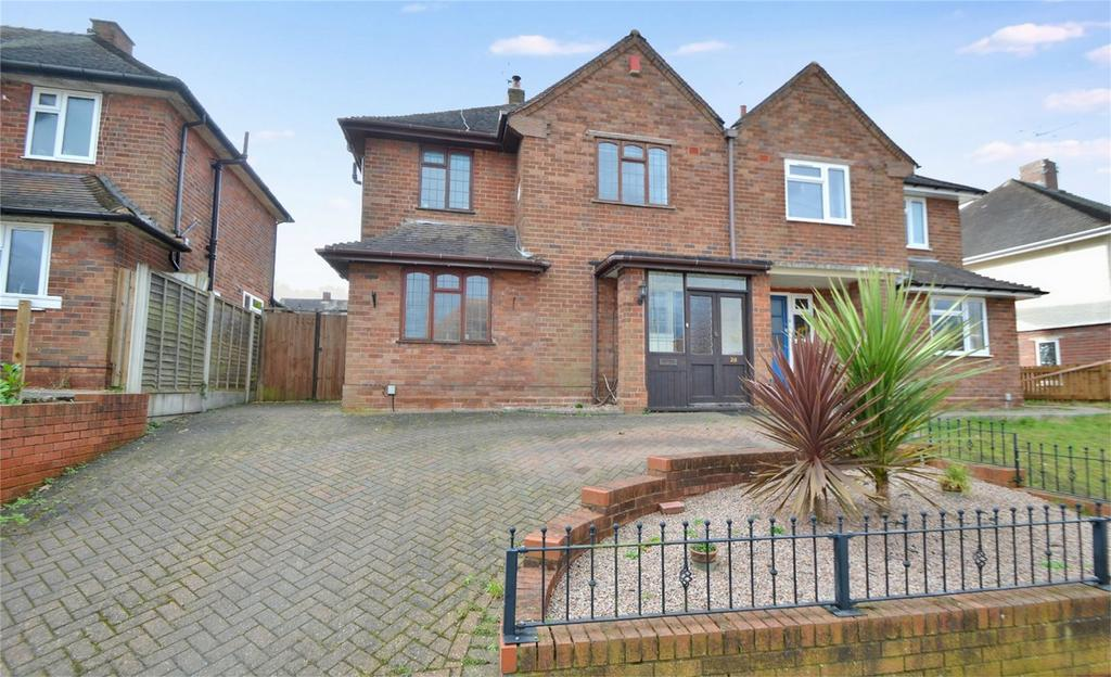 3 Bedrooms Semi Detached House for sale in Rosemary Lane, Norton, STOURBRIDGE, West Midlands